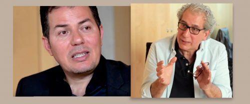 Hamed Abdel-Samad und Imad Karim