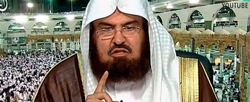 Der Imam der weltweit wichtigsten Moschee spricht!